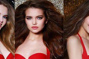 Sửng sốt vì các thí sinh chung kết Hoa hậu Nga 2018 quá đẹp