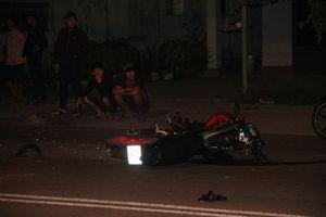 Nam thanh niên nguy kịch sau khi tụ tập đua xe trong đêm