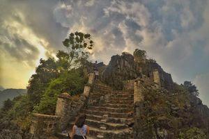 Không phải Tràng An - Bái Đính, đây mới là địa điểm du Xuân đáng đến nhất Ninh Bình