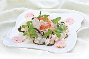 Cách làm rong biển trộn nấm tuyết vừa bổ dưỡng lại đơn giản