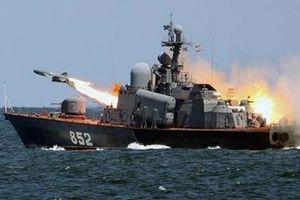 Vũ khí chở hàng nghìn tên lửa của Mỹ tới chiến trường Syria