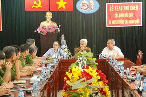 Công an Tân Phú phá 3 chuyên án lớn