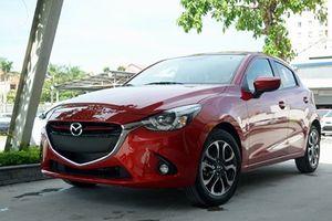 Chi tiết Mazda2 vừa 'kênh giá' 30 triệu đồng tại Việt Nam