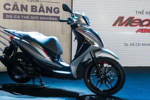 Piaggio Medley ABS 2018 giá từ 72,5 triệu 'đấu' Honda SH