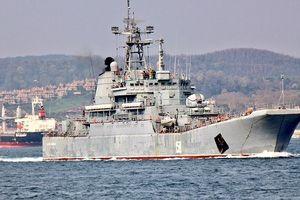Trước khi 'biến mất', Hải quân Nga còn lại gì ở Syria?