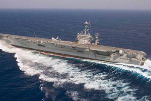 Anh điều tàu ngầm tới gần Syria, sẵn sàng phóng tên lửa