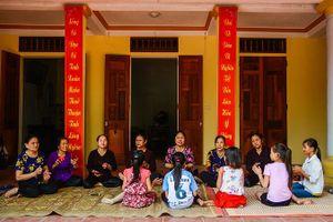 Sinh viên Đại học Văn hóa làm mới nghệ thuật truyền thống