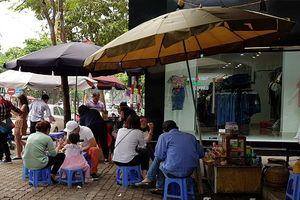 Hà Nội: Tình trạng lấn chiếm vỉa hè ở Thanh Xuân Bắc sau gần 1 tháng thực hiện Mệnh lệnh 02