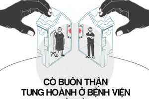 Cò buôn thận tung hoành ở bệnh viện Sài Gòn