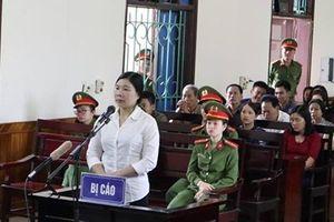 Hà Tĩnh: Trần Thị Xuân lĩnh án 9 năm tù vì hoạt động lật đổ chính quyền