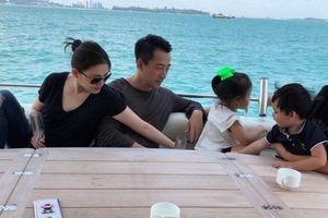 Vừa thông báo mang thai lần 3, Từ Hy Viên sang Phú Quốc nghỉ dưỡng