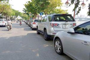 Đà Nẵng xây dựng các bãi đỗ xe ô tô theo hình thức xã hội hóa