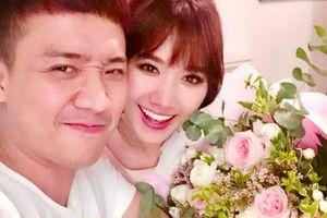 Lời chúc sinh nhật của Hari Won khiến Trấn Thành tan chảy!