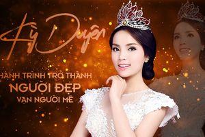 Kỳ Duyên: Hành trình từ hoa hậu đầy thị phị đến người đẹp vạn người mê của showbiz Việt