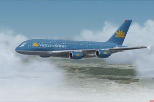 Vietnam Airlines thay đổi các chặng bay châu Âu bởi căng thẳng tại Syria