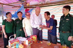 Dựng lại nhà cho gia đình bị cháy rụi nhà ở Hà Tĩnh