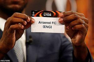 Bốc thăm bán kết Europa League: Chung kết sớm Arsenal-Atletico