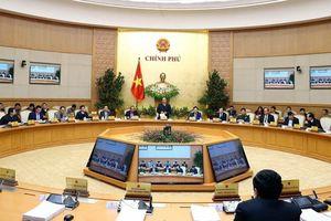 Chính phủ ra nghị quyết về đổi mới, sắp xếp tổ chức hệ thống chính trị