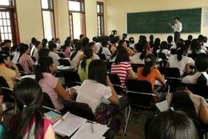 350 trường đại học hàng đầu Châu Á không có tên Việt Nam