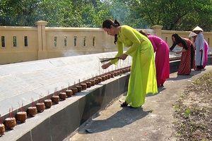 Tưởng niệm vụ thảm sát làng chài Mỹ Thủy