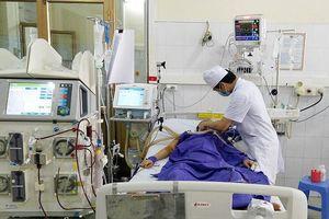 Suy đa tạng vì căn bệnh viêm phổi ARDS