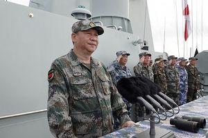 Trung Quốc bất ngờ có thêm động thái 'chống lưng' Nga giữa lúc căng thẳng Syria