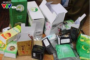 Phát hiện 10.000 sản phẩm thuốc đông y không rõ nguồn gốc