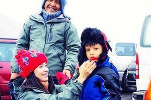Giữa tin đồn ly hôn với bà xã Thanh Thúy, Đức Thịnh chia sẻ ảnh gia đình hạnh phúc