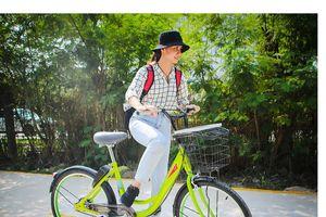 Trải nghiệm dịch vụ thuê xe đạp thông minh đầu tiên tại VN