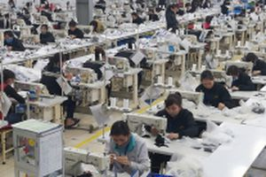 Phát triển công nghiệp may ở Nghệ An theo hướng xuất khẩu, tạo thương hiệu
