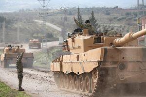 Thổ Nhĩ Kỳ xua quân sang Syria: Vì sao Nga, Iran im lặng?