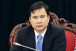 Tân Thứ trưởng Bộ KH&CN Bùi Thế Duy từng giữ chức vụ gì?