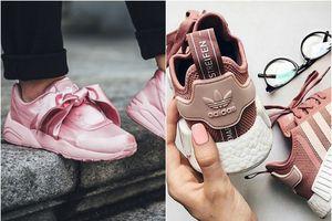 10 mẫu sneakers hồng siêu ngọt ngào cho Valentine thêm lãng mạn.