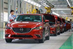 Công nghệ bên trong nhà máy Mazda hiện đại nhất Đông Nam Á