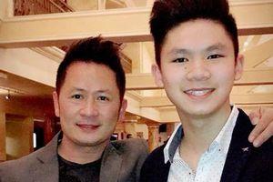 Hot Face sao Việt: Con trai lớn của Bằng Kiều điển trai như hot boy