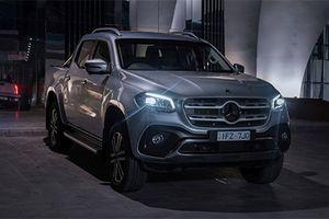 Bán tải Mercedes-Benz X-Class giá từ 804 triệu đồng tại Úc