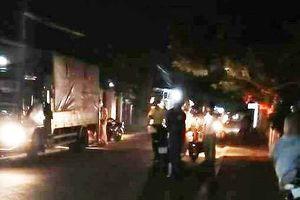 Đồng Nai: Kiểm tra nồng độ cồn, cảnh sát giao thông bị chém gần đứt ngón tay
