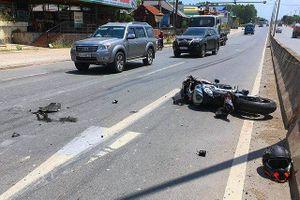 Cháy xe, tai nạn chết người ở Đồng Nai