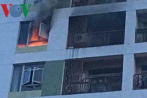 Hàng loạt chủ đầu tư không mua bảo hiểm cháy nổ chung cư