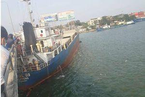 Nguyên nhân tàu 'khủng' ngàn tấn tông thẳng cầu Đồng Nai