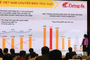 ĐHĐCĐ Dầu Tường An: Điều chỉnh tăng cổ tức năm 2017 lên mức 24% bằng tiền