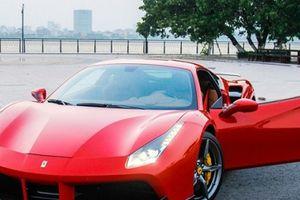 Khả năng đặc biệt này của siêu xe Ferrari 488 GTB 'cứu nguy' cho Tuấn Hưng khi gặp nạn