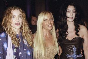 Donatella Versace tiết lộ chi tiết sốc về Madonna