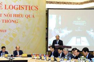 Toàn cảnh Hội nghị trực tuyến toàn quốc về logistics