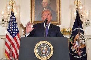 Ông Trump đòi tấn công căn cứ Nga ở Syria?