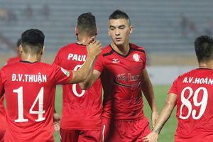 HLV Miura nhận tin xấu sau chiến thắng trước Nam Định
