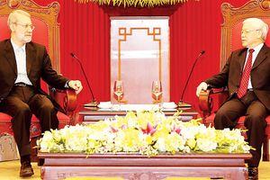 Đưa kim ngạch thương mại song phương Việt Nam - Iran lên 2 tỷ USD