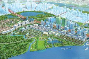 Thúc đẩy xây dựng Khu đô thị phức hợp thông minh tại Khu đô thị Thủ Thiêm