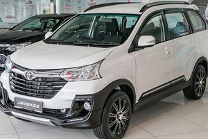 Chi tiết xe Toyota Avanza 7 chỗ giá chỉ 484 triệu đồng