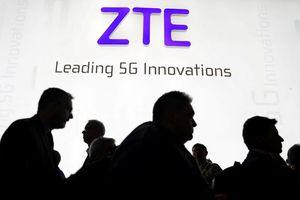 Mỹ ra lệnh trừng phạt với công ty ZTE của Trung Quốc
